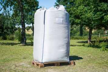 Strohpellets im Big Bag 1000 kg ...